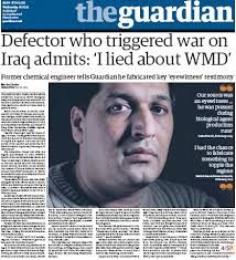 Lied about WDM's, defector