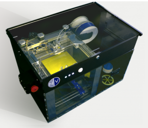 NVBOTS Wants To Make 3D Printers As Easy As Toasters