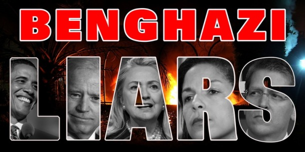 Benghazi cover up