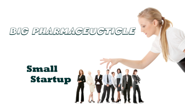 Big Pharma vs. Small Startup