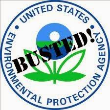 EPA - Busted