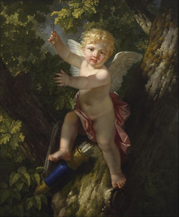 Jean-Jacque-François_le_Barbier_-_Cupid_in_a_Tree_-_Google_Art_Project